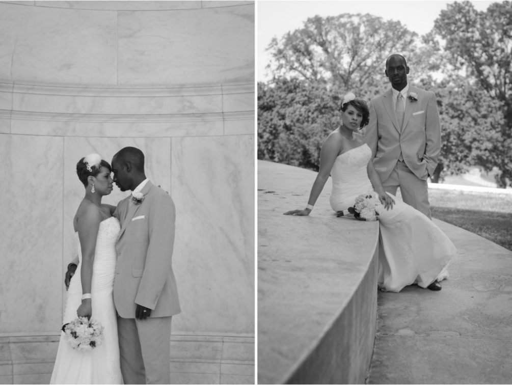 Wedding Tidal Basin Photography DC