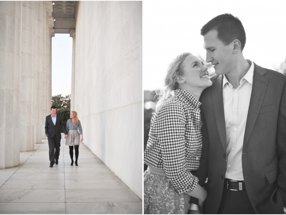 lincoln memorial engagement dc