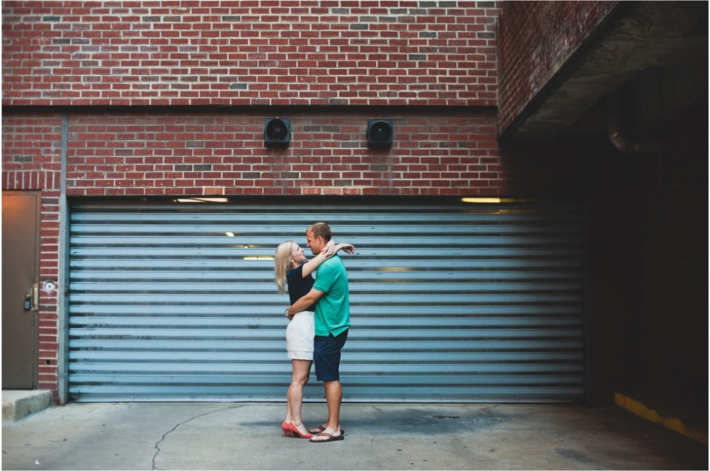 engagement alleyway dc