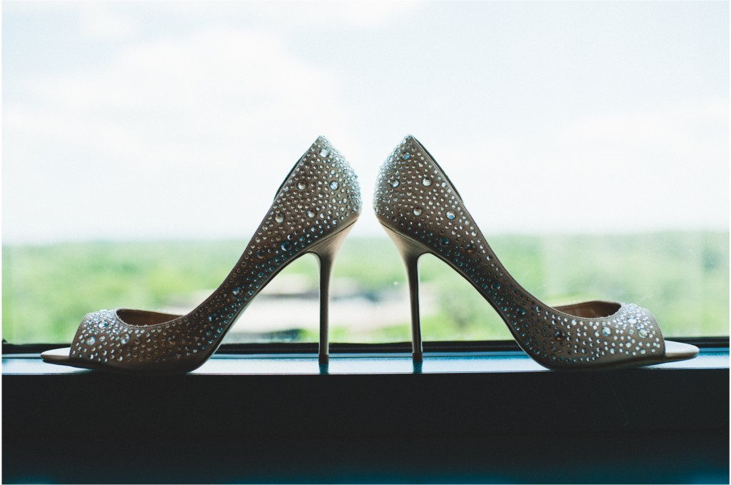 shoe shot virginia wedding