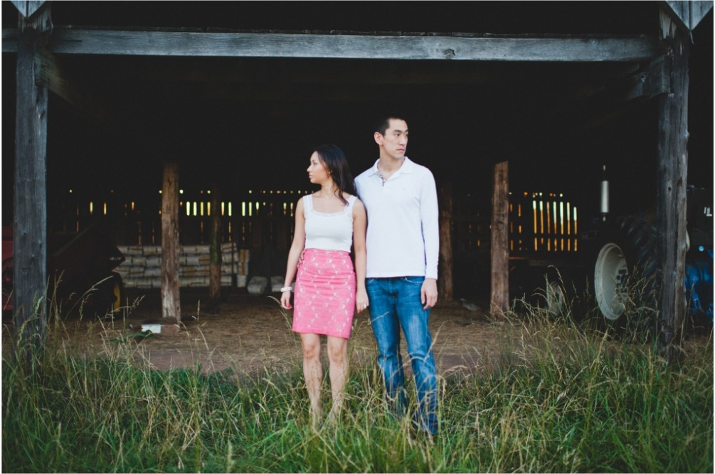 barn engagement washington dc