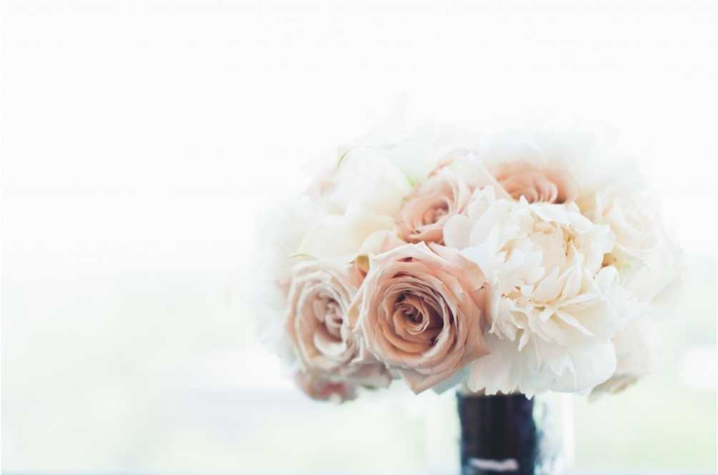 bouquet virginia wedding