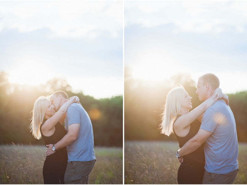 artistic engagement photographer