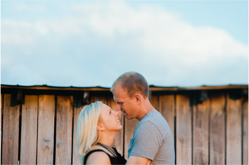 manassas battlefields engagement photos