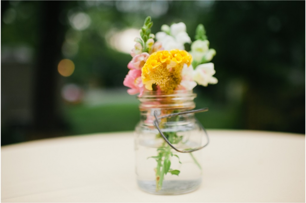 chesapeake bay beach club wedding flowers