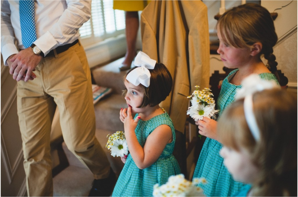 flower girl virginia photographer