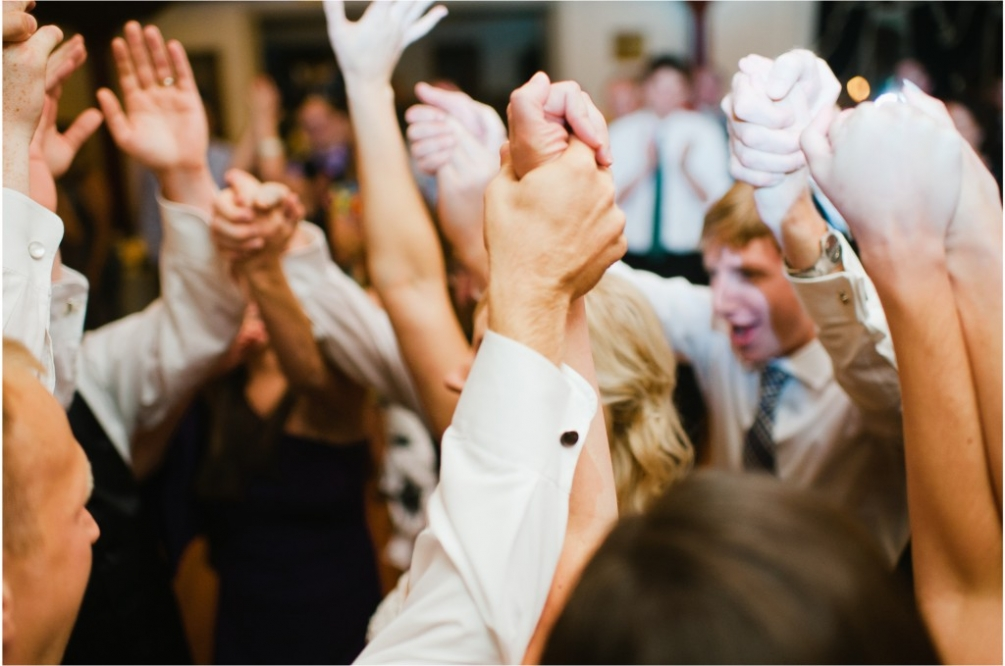party wedding image
