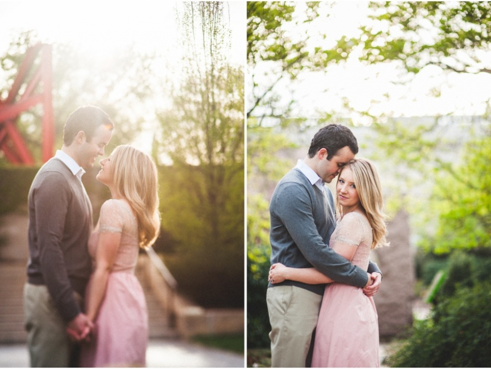 smithsonian engagement session