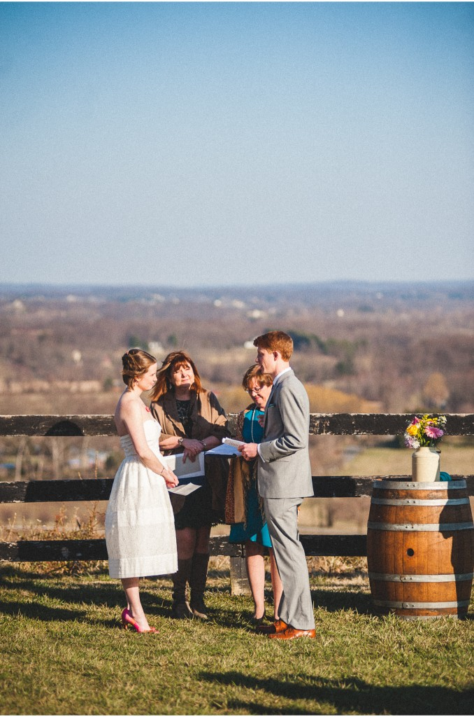 virginia farm wedding