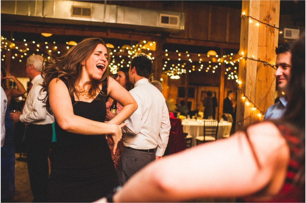 dancing virginia wedding