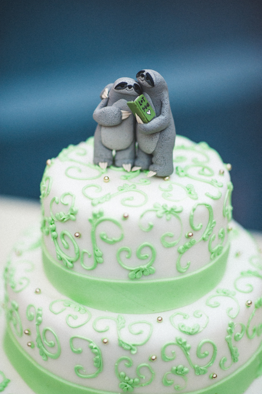 Sloth Cake Ideas And Designs