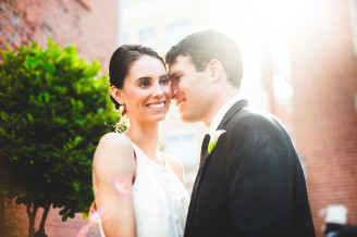 old town alexandria wedding