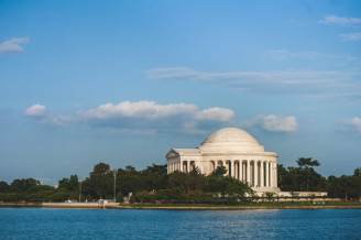 jefferson-memorial-sunset
