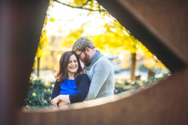 national sculpture garden engagement