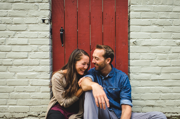 engagement georgetown dc